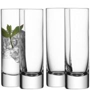LSA Bar Long Drink Glasses - 250ml (Set of 4)