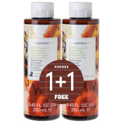Korres Limited Edition 1 + 1 Bergamot Pear Shower Gel 250ml (Worth £16.00)