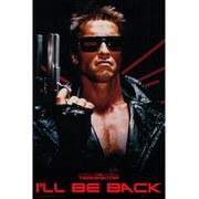 Terminator I'll Be Back - Maxi Poster - 61 x 91.5cm