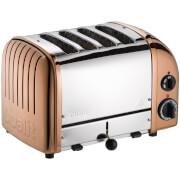 Dualit 47450 Classic Vario 4 Slot Toaster - Copper
