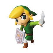 Nintendo mini figurine Medicom UDF série 1 Link (The Legend of Zelda: The Wind Waker)