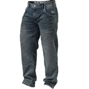 Better Bodies Straight Fit Denim Jeans - Tinted Blue
