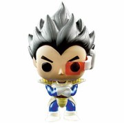 Dragon Ball Z Vegeta Metallic EXC Pop! Vinyl Figure