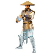 Mortal Kombat X Actionfigur Raiden Displacer Variant Previews Exclusive