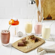 Meal Replacement 2 Week Shakes and Bars Diet Pack