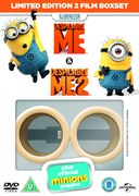 Despicable Me 1 & 2 Minion Limited Edition Goggles