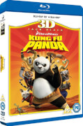 Kung Fu Panda 3D (Includes 2D version)