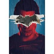 DC Comics Batman v Superman Superman Teaser Maxi Poster - 61 x 91.5cm