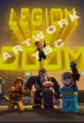 LEGO DC Comics Super Heroes - Gerechtigkeitsliga: Angriff der Legion der Verdammnis