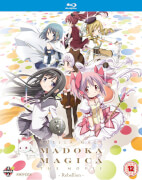 Puella Magi Madoka Magica The Movie: Part 3 - Rebellion