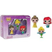Disney Goodies Pocket Mini Funko Pop! Figur 3 Pack Tin