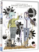 Sword Art Online II - DVD Part 1 of 4