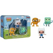 Adventure Time Pocket Mini Pop! Vinyl Figure 3 Pack Tin