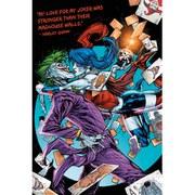 DC Comics Harley Quinn Kiss - 24 x 36 Inches Maxi Poster