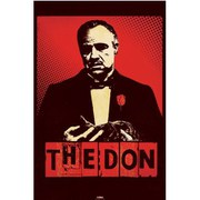 The Godfather The Don - 24 x 36 Inches Maxi Poster