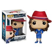 Figurine Pop! Vinyl Marvel Agent Carter