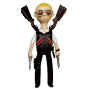 Hot Fuzz Nicholas Angel Vinyl Sugar Idolz Action Figure