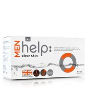 Works with Water Men's Help: Clear Skin Soluble Supplement (28 x 3.5g)