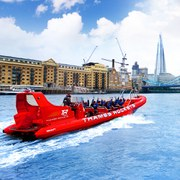 London RIB Powerboating and The View from The Shard for Two