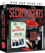 Secret Agents - Includes Book
