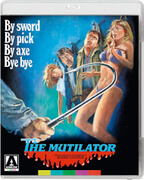 The Mutilator - Dual Format (Includes DVD)