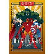 Marvel Deco Avengers - 24 x 36 Inches Maxi Poster