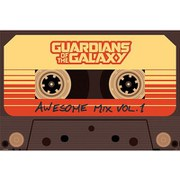 Marvel Guardians Of The Galaxy Awesome Mix Vol 1 - 24 x 36 Inches Maxi Poster
