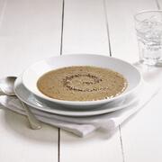 Zuppa proteica ai funghi