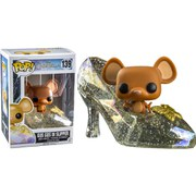 Disney Cinderella Gus Gus Glitter Slipper Exclusive Pop! Vinyl Figure