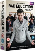 Bad Education Box Set - Series 1 - 3