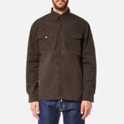 Fjallraven Men's G-1000 Long Sleeve Shirt - Dark Olive