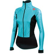 Castelli Women's Cromo Light Jacket - Blue/Black