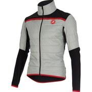 Castelli Cross Prerace Jacket - Silver