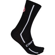 Castelli Merino Light Seta 13 Socks - Black