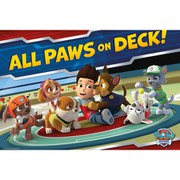 Paw Patrol All Paws on Deck - 24 x 36 Inches Maxi Poster
