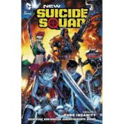 DC Comics New Suicide Squad: Pure Insanity - Volume 01 Paperback Graphic Novel
