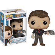 BioShock Infinite Booker DeWitt with Sky-Hook Funko Pop! Vinyl