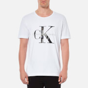 Calvin Klein Men's 90's Re-Isuue T-Shirt - Bright White