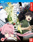 Mirai Nikki: Future Diary - Complete Collection 2