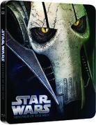 Star Wars Episode III: Venganza de los Sith - Steelbook de Edición Limitada