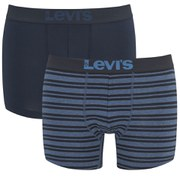 Levi's Men's 200SF 2-Pack Boxer Briefs - California Blue