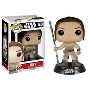 Star Wars The Force Awakens Rey  Pop! Vinyl Figure