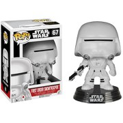 Star Wars The Force Awakens First Order Snowtrooper  Funko Pop! Vinyl