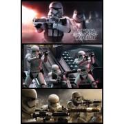 Star Wars Episode 7 Storm Trooper Panels