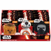 Star Wars Mini Talking Plush Assortment