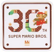 Mario 30th Pin Badges