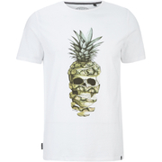Animal Men's Lockte Pineapple Graphic T-Shirt - White