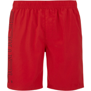 Short de Bain Animal Homme -Rouge
