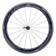 Zipp 404 Firecrest Carbon Clincher Front Wheel - Black Decal