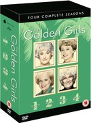 Golden Girls - Series 1 - 4